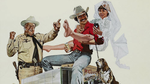 smokey and the bandit 1977 samenvatting acteurs foto. Black Bedroom Furniture Sets. Home Design Ideas