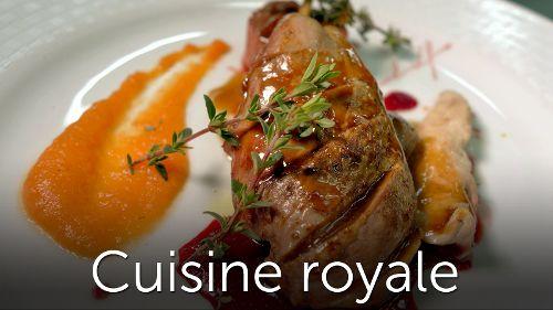 Cuisine royale proximus tv for Cuisine royale