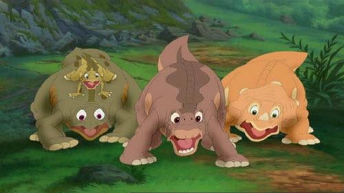 Le Petit Dinosaure: Mo, l'ami du grand large