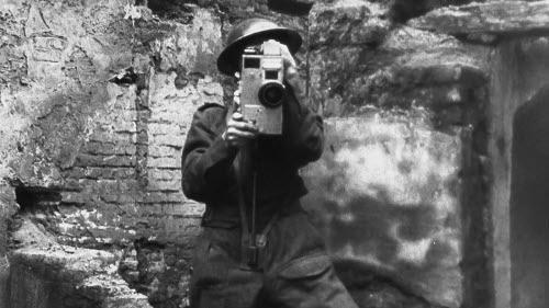Images de la libération des camps- Chronique d'un film inachevé