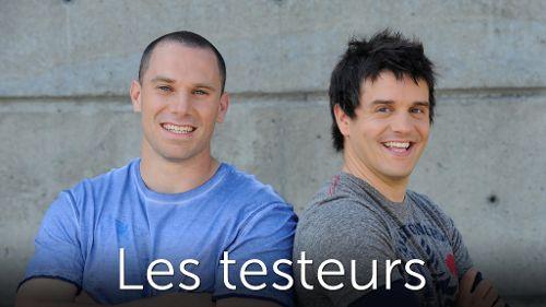 Les testeurs