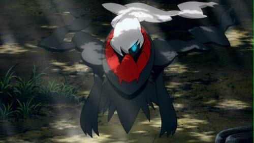 Pokemon 10 De opkomst van Darkrai