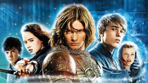 Le monde de Narnia, Chapitre 2: Le prince Caspian