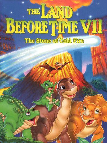 Le Petit Dinosaure: La Pierre de feu