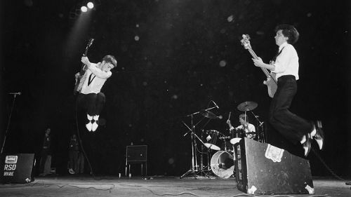 The Jam : About the Young Idea
