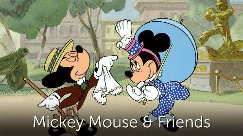 Mickey et ses amis - Top départ !
