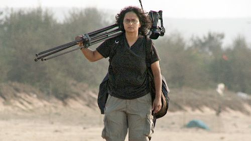 Profession : cinéaste animalier - Rita Banerji en Inde