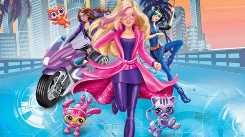 Barbie : Agents Secrets