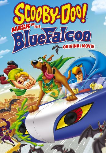 Scooby- Doo! Het masker van de Blauwe Valk