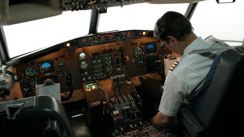 Aircrash Unsolved