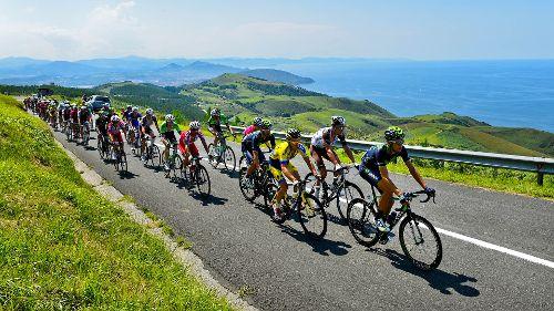 Wielrennen: Giro Today