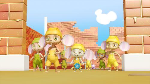 Constructeurs souris