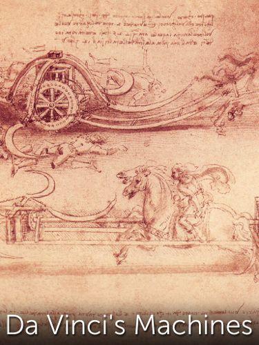 Da Vinci's Machines