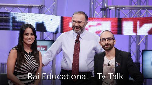 Rai Cultura - Tv Talk