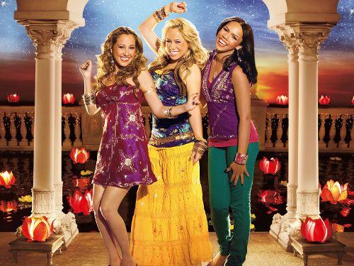 Les Cheetah Girls : un monde unique