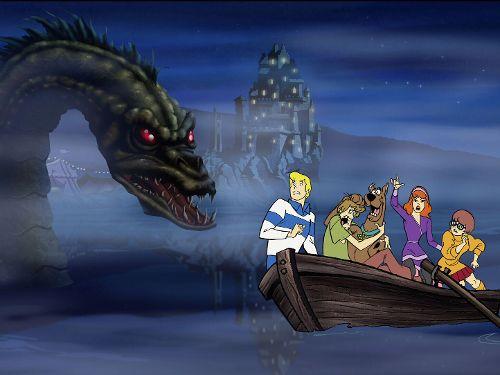 Scooby-Doo en het monster van Loch Ness