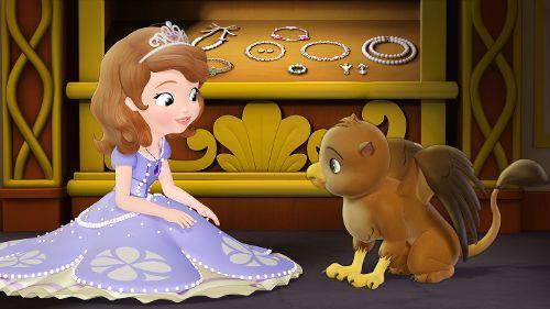 Sofia het prinsesje: De Vloek van Prinses Ivy