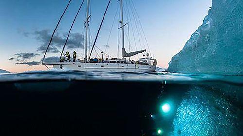 Sous les glaces du Groenland