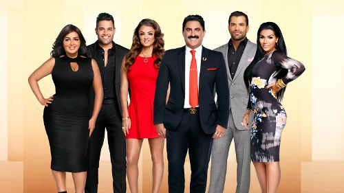 Shahs of Sunset: Les Perses de Beverly Hills