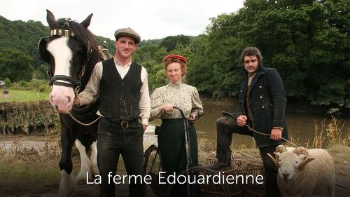 La ferme Edouardienne