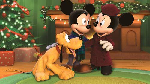 Mickey: Il était deux fois Noël