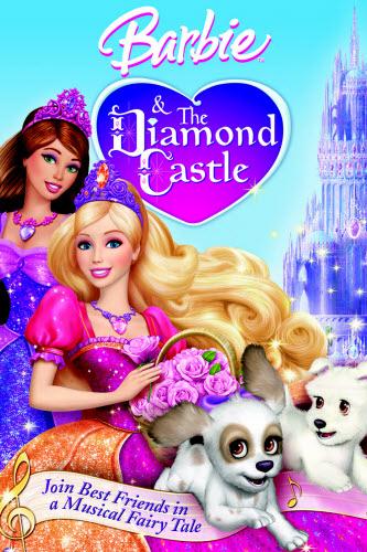 Barbie en het diamanten kasteel