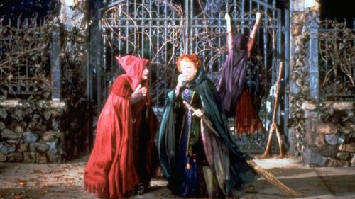 Hocus Pocus, les trois sorcières