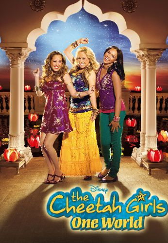 Les Cheetah Girls: un monde unique
