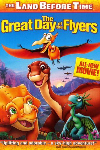 Le petit dinosaure 12: le jour du grand envol