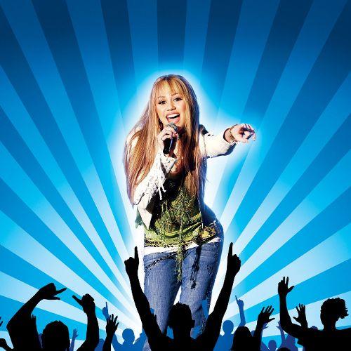 Hannah Montana et Miley Cyrus: le concert