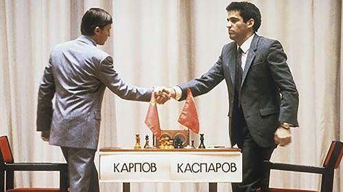 Karpov - Kasparov, deux rois pour une couronne