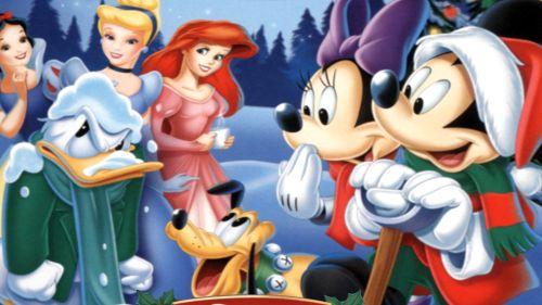 Mickey et la magie de Noël