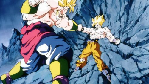 Dragon Ball Z : Broly, le super guerrier