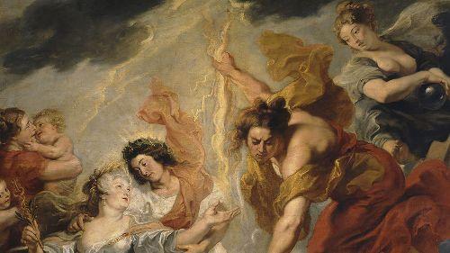 Rubens, peindre l'Europe