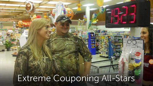 Extreme Couponing All- Stars