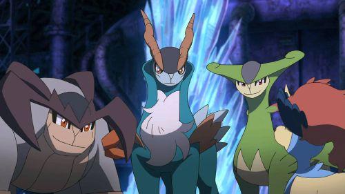 Pokémon 15: Kyurem vs. Het Zwaard der Gerechtigheid