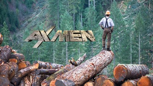 Ax Men: danger en forêt