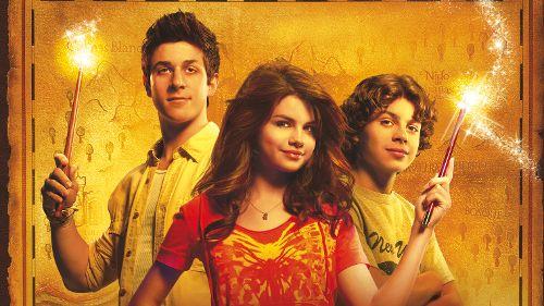 Les sorciers de Waverly Place: le film