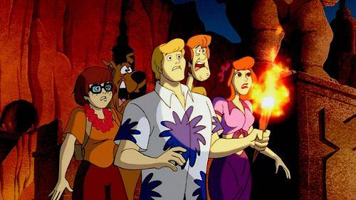 Aloha, Scooby- Doo!