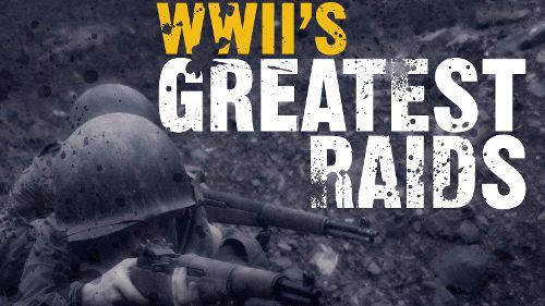 Seconde Guerre mondiale: les plus grands raids