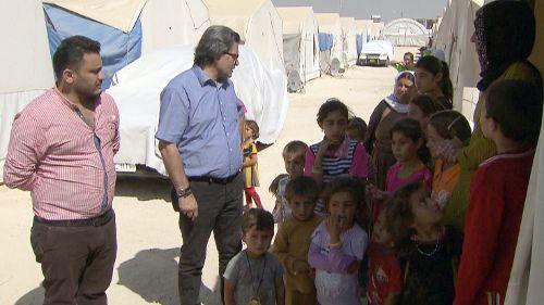 Sklavinnen des IS - Suche nach Gerechtigkeit