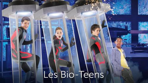 Les Bio-Teens