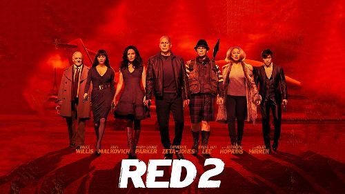R. E. D. 2- Noch Älter. Härter. Besser