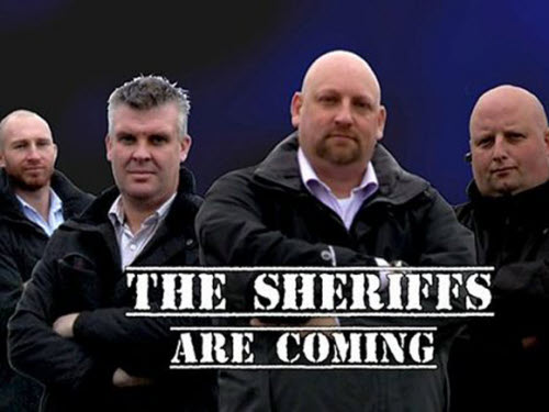 The Sheriffs Are Coming