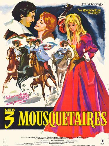 Les Trois mousquetaires: la vengeance de Milady