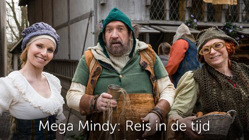 Mega Mindy: Reis in de tijd