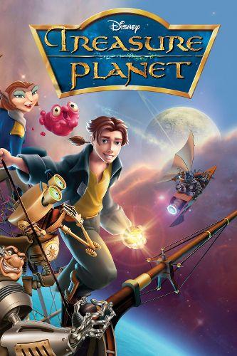 La planète au trésor- Un nouvel univers