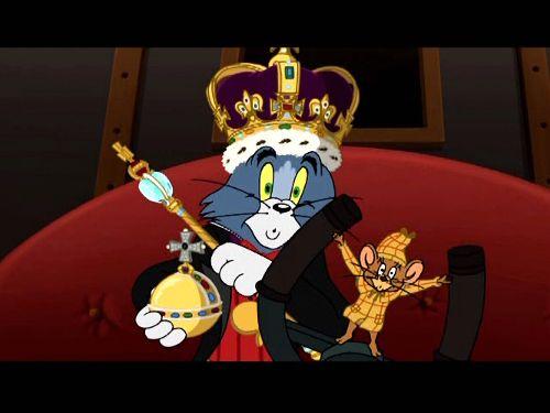 Tom & Jerry: Elémentaire mon cher Jerry