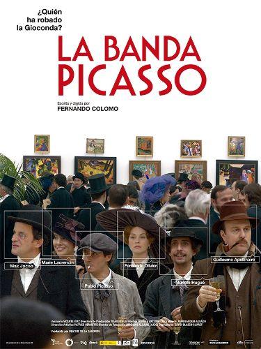 La banda de Picasso