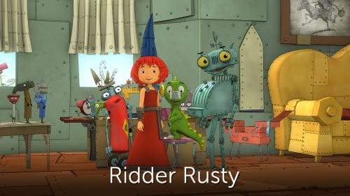 Ridder Rusty